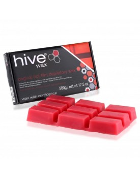 Hive Of Beauty Original Hot Film Wax 500g
