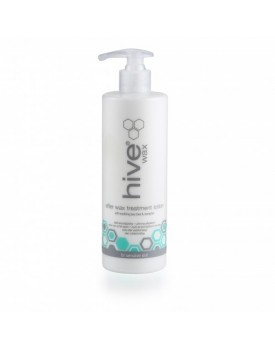 Hive Of Beauty After Wax Lotion with Tea Tree Oil 400ml