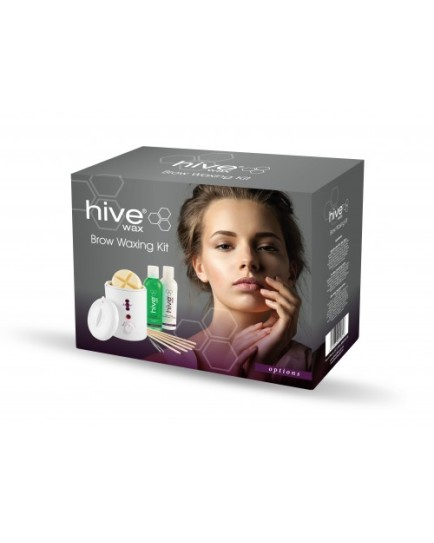 Hive Of Beauty Brow Waxing Kit