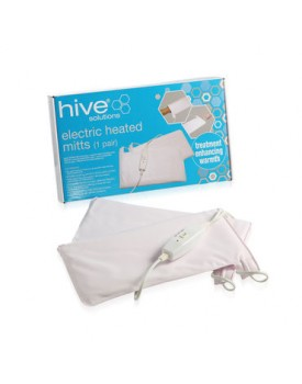 Hive Of Beauty Electric Heated Mitts Pair