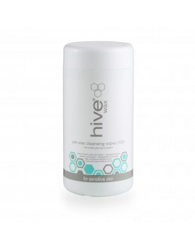 Hive Of Beauty Pre Wax Cleansing Wipes