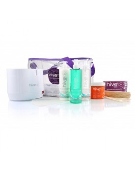 Hive Of Beauty Digital Wax Heater 1 Litre Warm Honey Kit