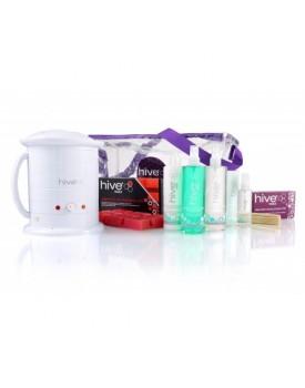 Hive Of Beauty NO 1 Wax Heater 1 Litre Original Hot Film Kit