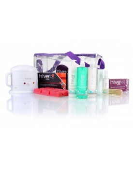 Hive Of Beauty Mini Wax Heater 0.5 Litre Original Hot Film Kit