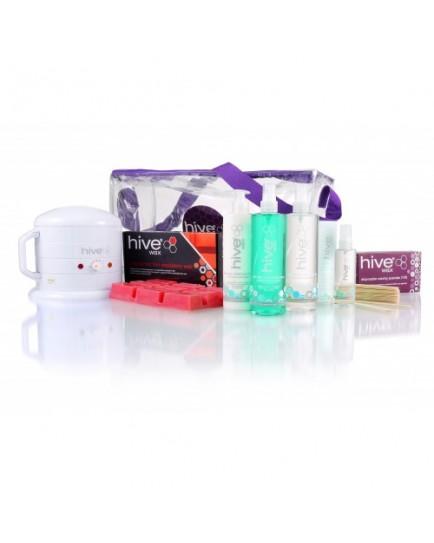Hive Of Beauty Mini Wax Heater 0.5 Litre Original Hot Film Kit