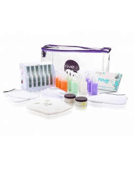 Hive Of Beauty Multi-Pro Cartridge Heater (6 Chamber) Spray Paraffin Kit