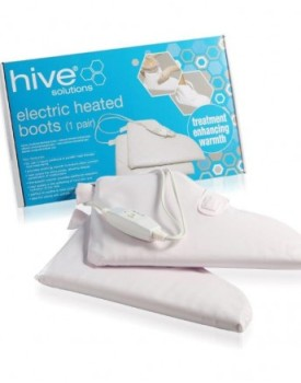 Hive Of Beauty Electric Heated Boots (Pair)