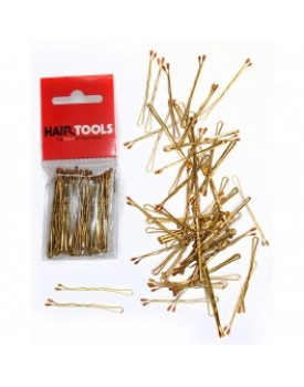 "Hair Tools 2"" Waved Grips Blonde - 50"
