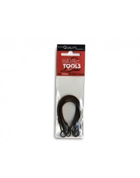 Hair Tools Bunjee Hooks Brown