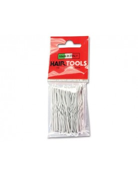 "Hair Tools 2"" Waved Grips White - 50"