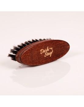 Dark Stag Barber Beard Brush
