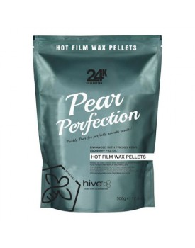Hive Of Beauty Pear Perfection Hot Film Wax Pellets 500g