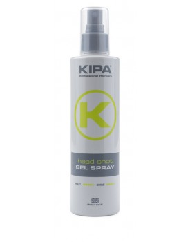 Kipa Head Shot Gel Spray 250ml