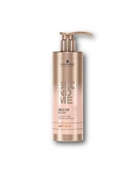 Schwarzkopf Blonde Me Blush Wash Shampoo 250ml -Apricot