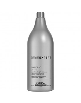 L'Oreal Professional Serie Expert Magnesium Silver Shampoo 1500ml