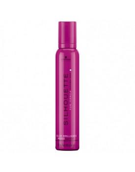 Schwarzkopf Silhouette Mousse Colour Brilliance Super Hold 500ml