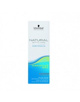 Schwarzkopf Natural Styling Creative Perm Gel Lotion-1 Normal Hair 50ml