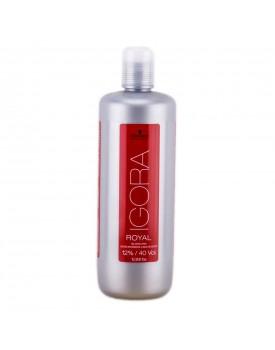 Schwarzkopf Igora Royal Peroxide Developer- 12% 40 Vol 1000ml