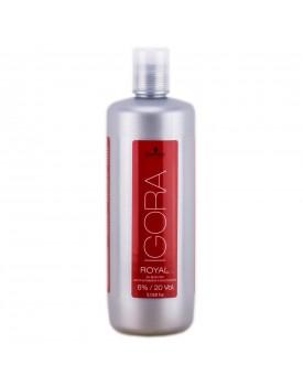 Schwarzkopf Igora Royal Peroxide Developer- 6% 20 Vol 1000ml