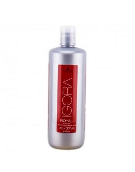 Schwarzkopf Igora Royal Peroxide Developer- 9% 30 Vol 1000ml