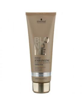 Schwarzkopf Blonde Me Tone Enhancing Bonding Shampoo-Cool Blondes 250ml