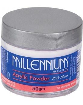 Millennium Acrylic Powder 50g-Pink Blush