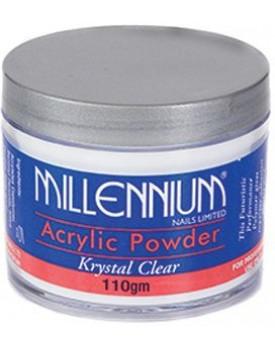 Millennium Nails Acrylic Powder -Krystal 110g