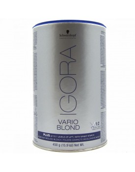 Schwarzkopf Igora Vario Blond Powder Blue Bleach Plus 450g