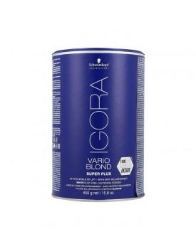 Schwarzkopf Igora Vario White Bleach Powder Lightener - Super Plus 450g