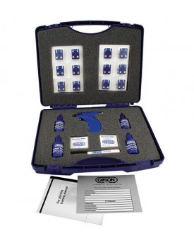 Caflon Blu Ear Piercing Full Starter Kit