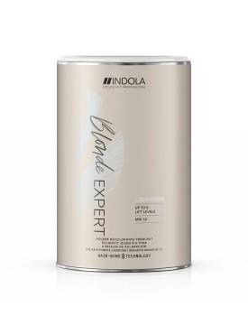 Indola Blonde Expert Lightener up to 9 Levels -Bleach Powder 450g