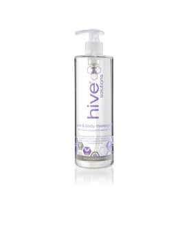 Hive Of Beauty Face & Body Massage Oil 490ml