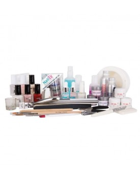 The Edge Nails Complete Nail Kit-Acrylic-UV Gel-Art-Manicure