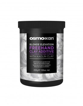 Osmo Ikon Blonde Elevation Freehand Clay Additive with Kaolin Clay 200g