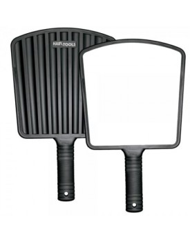 Hair Tools Black Eco Hand Held Mirror