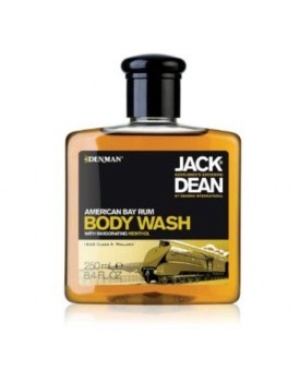 Jack Dean American Bay Rum Body Wash 250ml