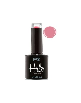 Halo Gel Polish UV LED 8ml  Dusky Pink