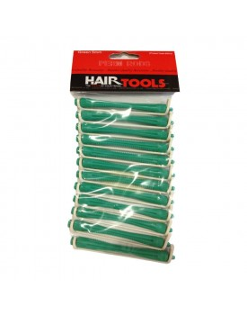HairTools Perm Rods - Green 5mm (Pack of 12)