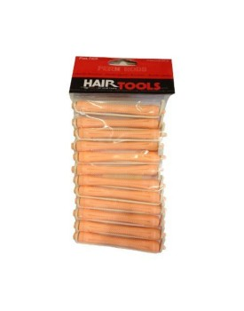 HairTools Perm Rods - Pink 7mm (Pack of 12)