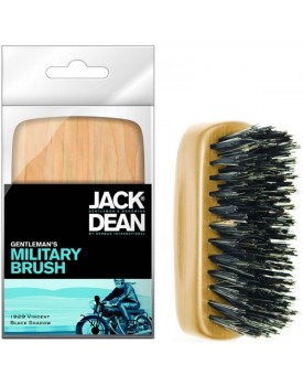 Jack Dean Gentlemen's Military Wooden Brush