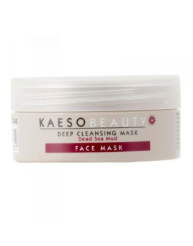 Kaeso Beauty Face Mask - Deep Cleansing