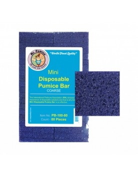Mr Pumice Mini Disposable Pumice Bar ExtraCourse pk 40