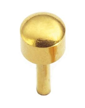Caflon Blu x12 Gold Plated Regular Stud Earrings