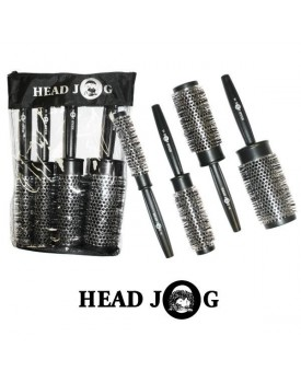 Head Jog Quad Brush Set x4 Brushes