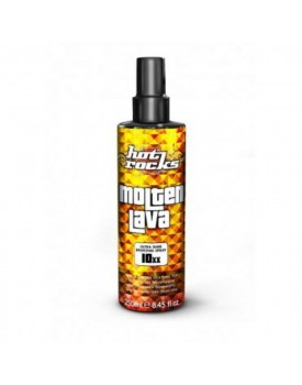 Hot Rocks Molten Lava 10xx Ultra Dark Bronzing Sunbed Spray
