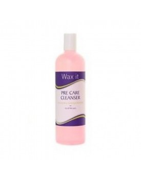 Wax It Pre Care Cleanser 500ml