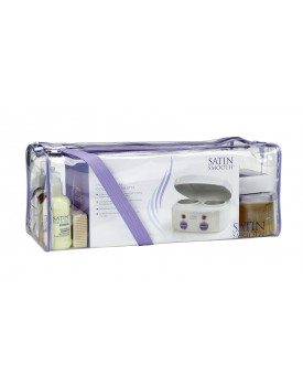Babyliss Pro Double Pot Wax Warmer & Accessories kit