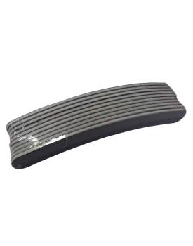 The Edge Black Curved Duraboard 100/180 x10 Pack