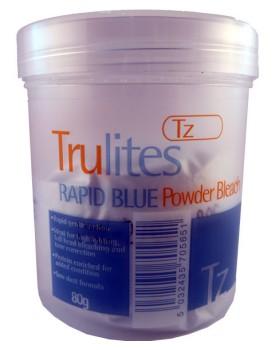 Tru-lites Rapid Blue Bleach 500g
