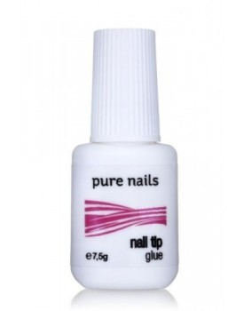 Pure Nails Brush On Nail Tip Glue 7.5g